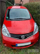 PKW, Nissan, Note 1.4